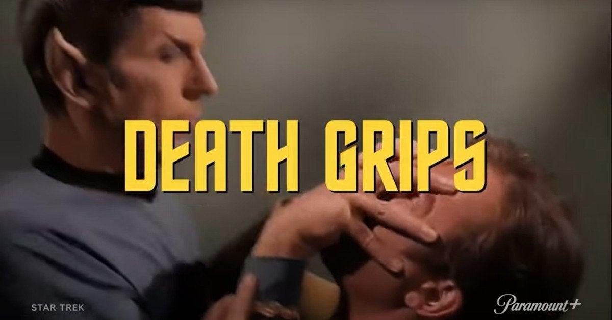 Paramount Plus Star Trek Death Grips