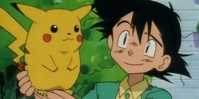 Pokemon First Episode Anime