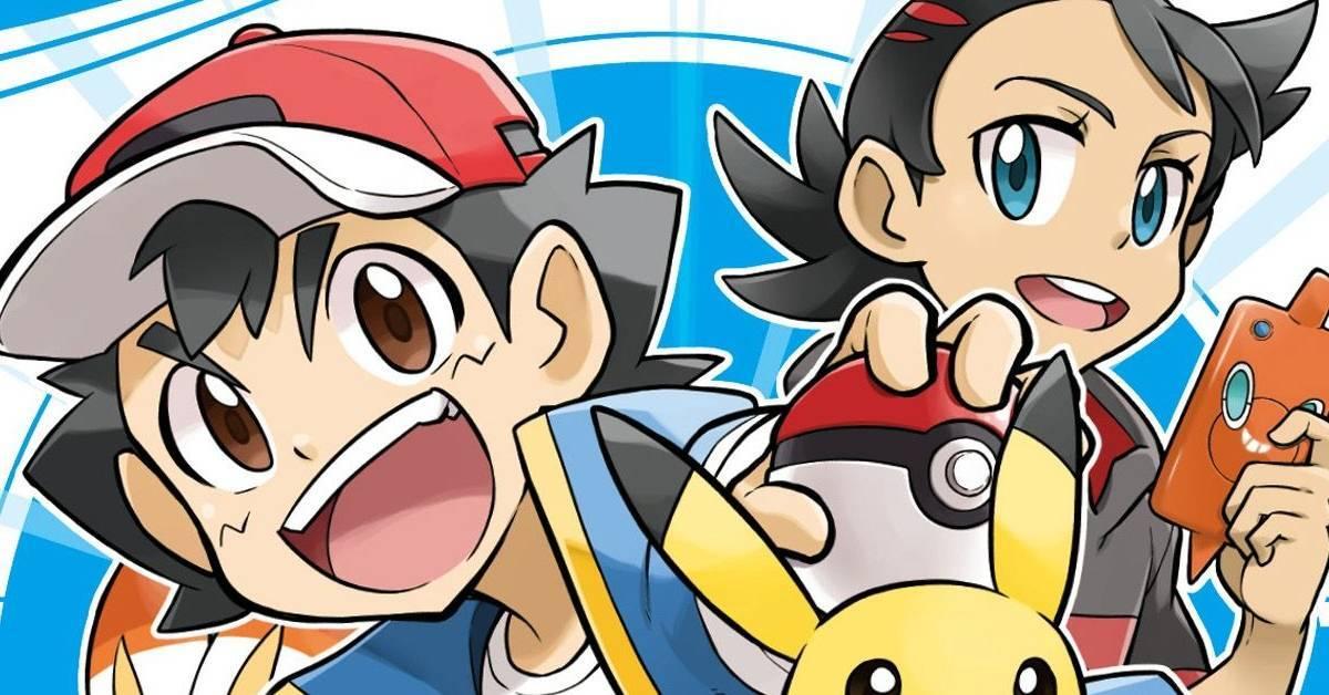 Pokemon Journeys Manga Viz Media
