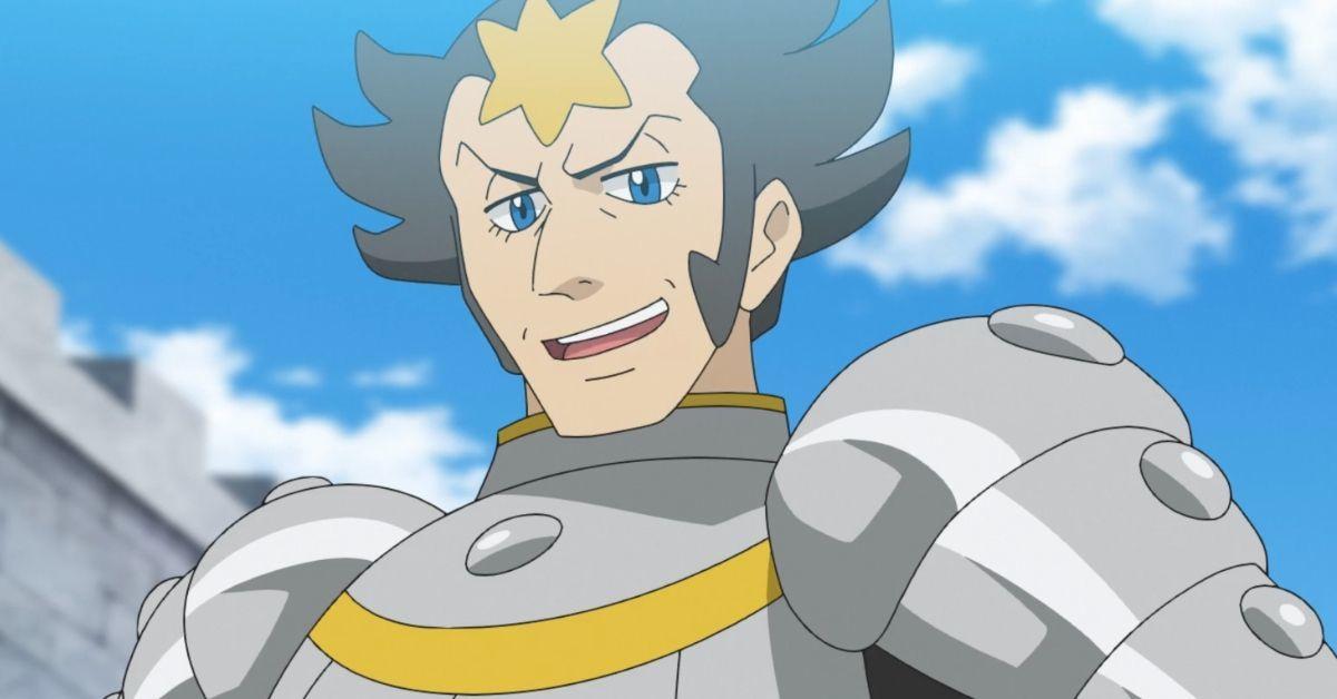 Pokemon Journeys Wikstrom Anime Kalos Return