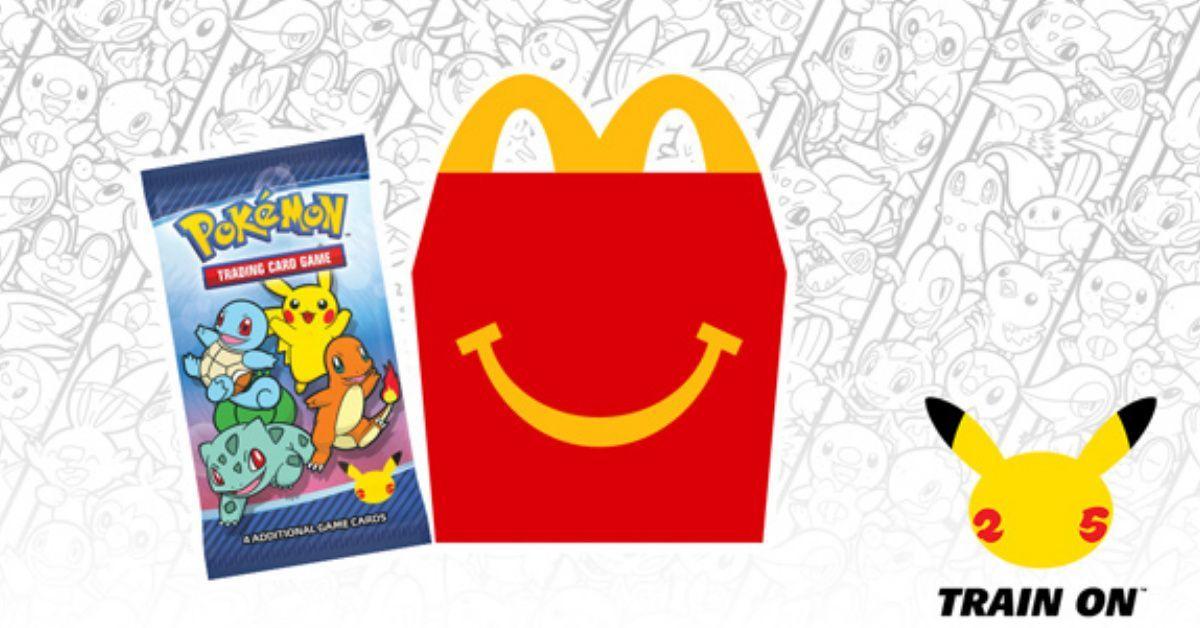 Pokemon McDonalds Logo