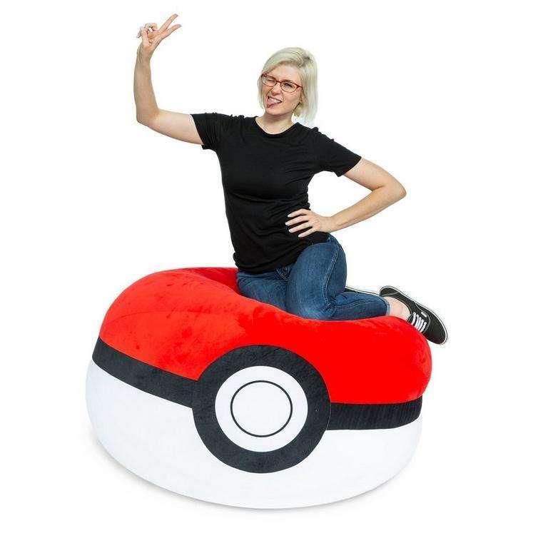 Pokemon-Poke-Ball-Bean-Bag-Chair