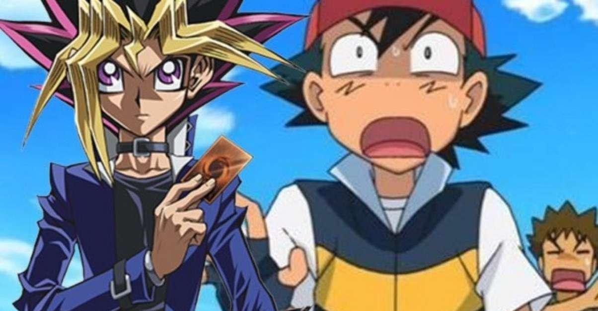Pokemon Yu-Gi-Oh