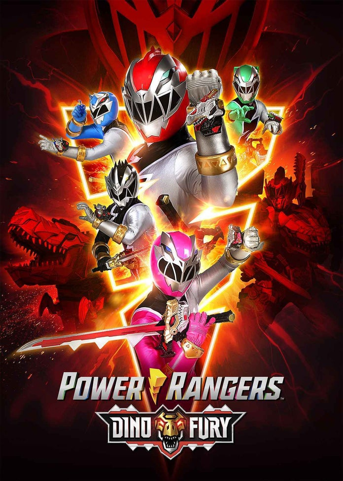 Power-Rangers-Dino-Fury-Poster