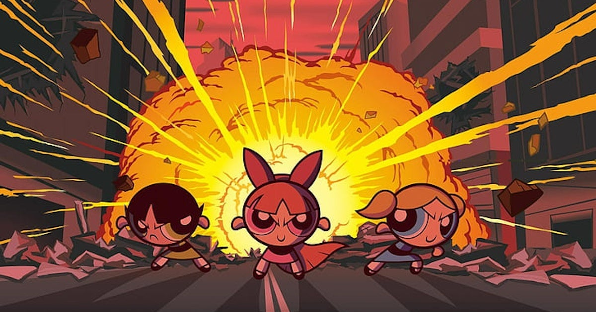 Powerpuff Girls Live-Action Series Pilot Ordered By CW