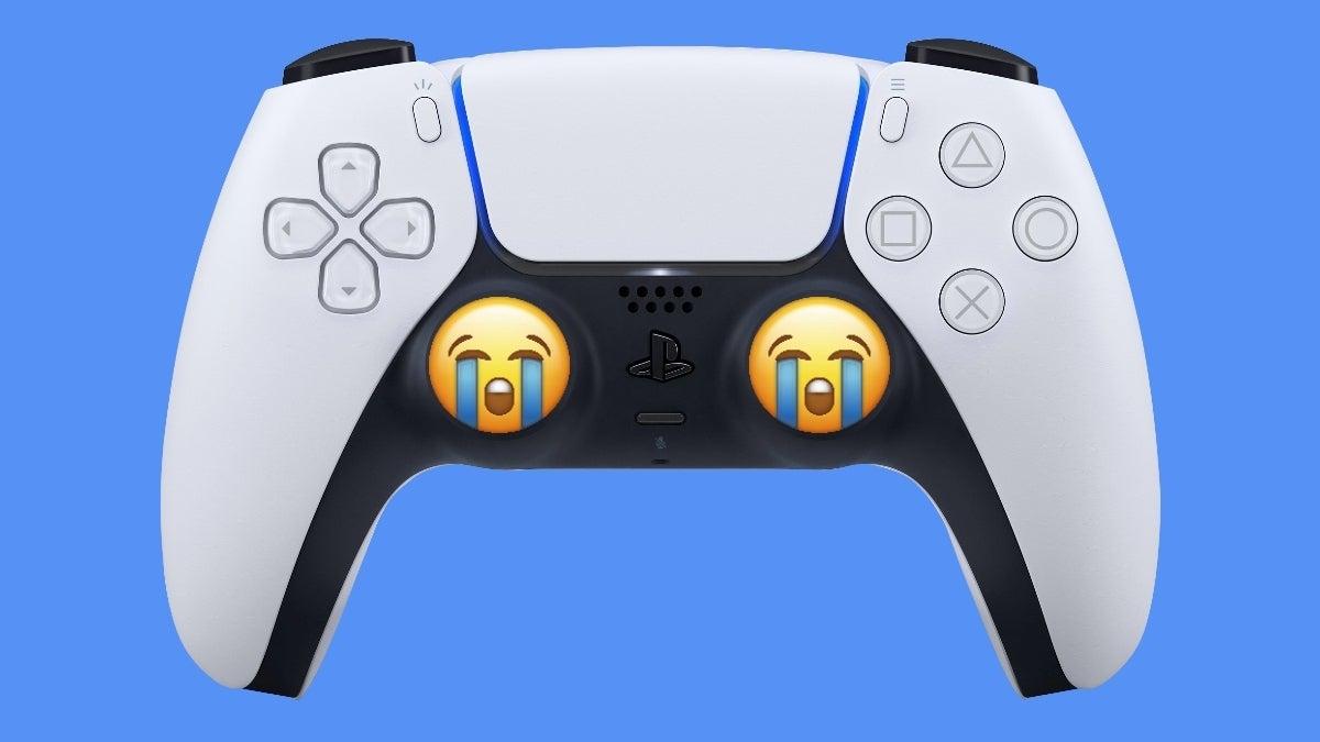 ps5 emoji controller