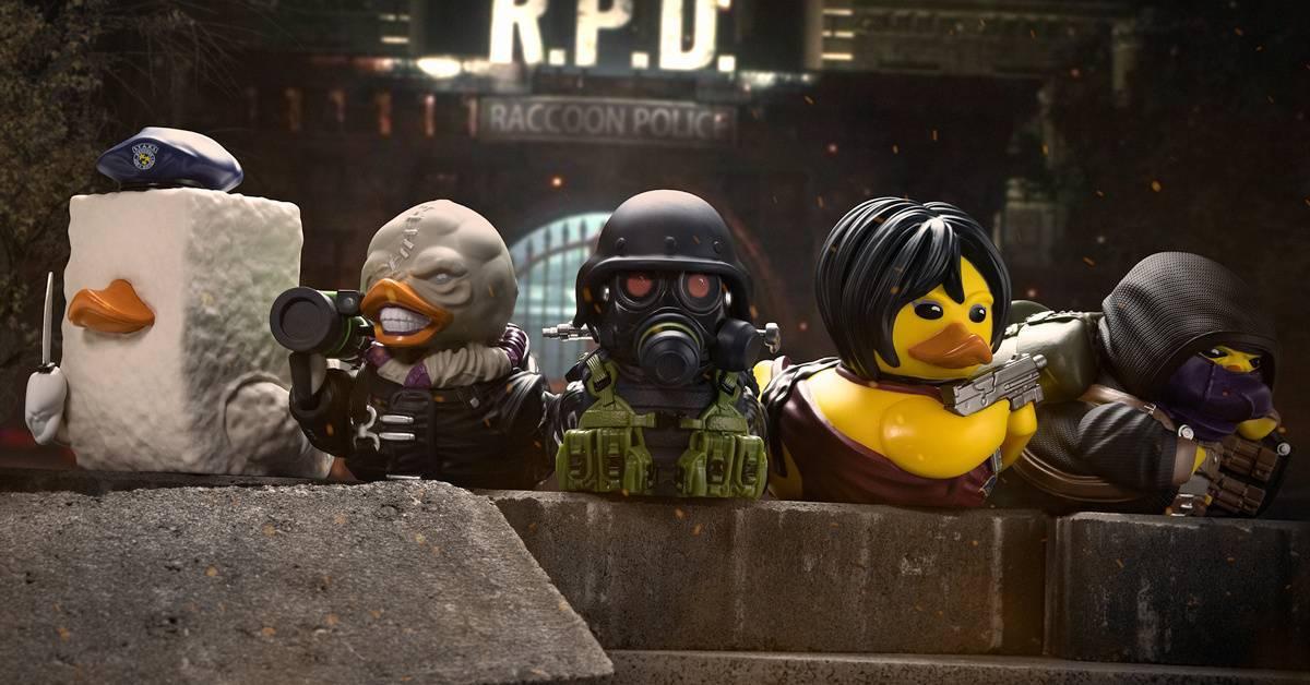 Resident Evil Ducks