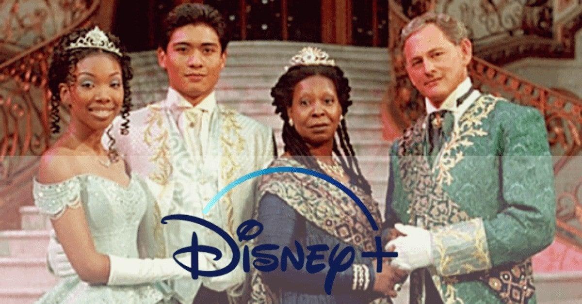 Rodgers & Hammerstein's Cinderella on Disney Plus February 12 2021
