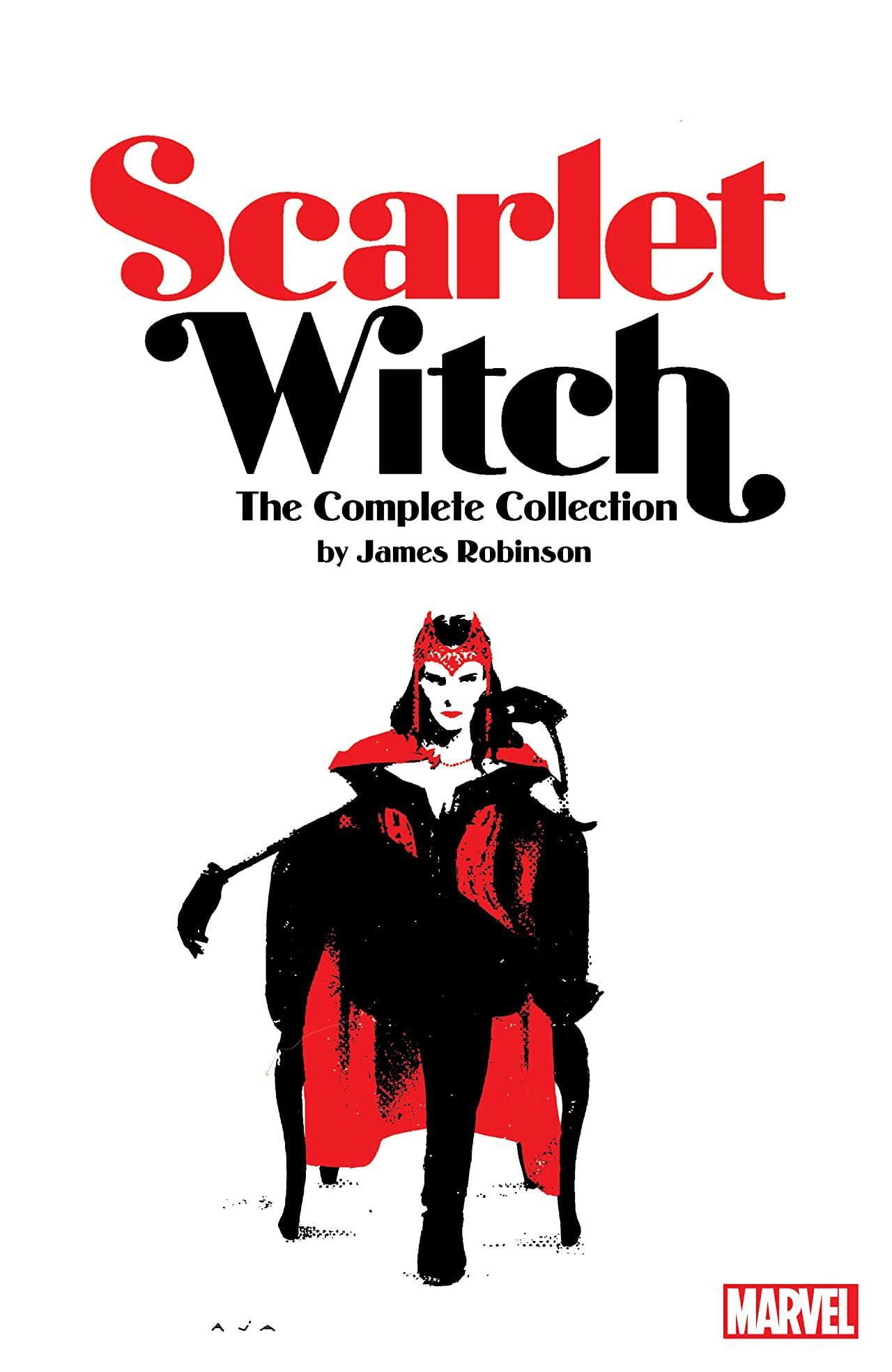Scarlet Witch by James Robinson The Complete Collection