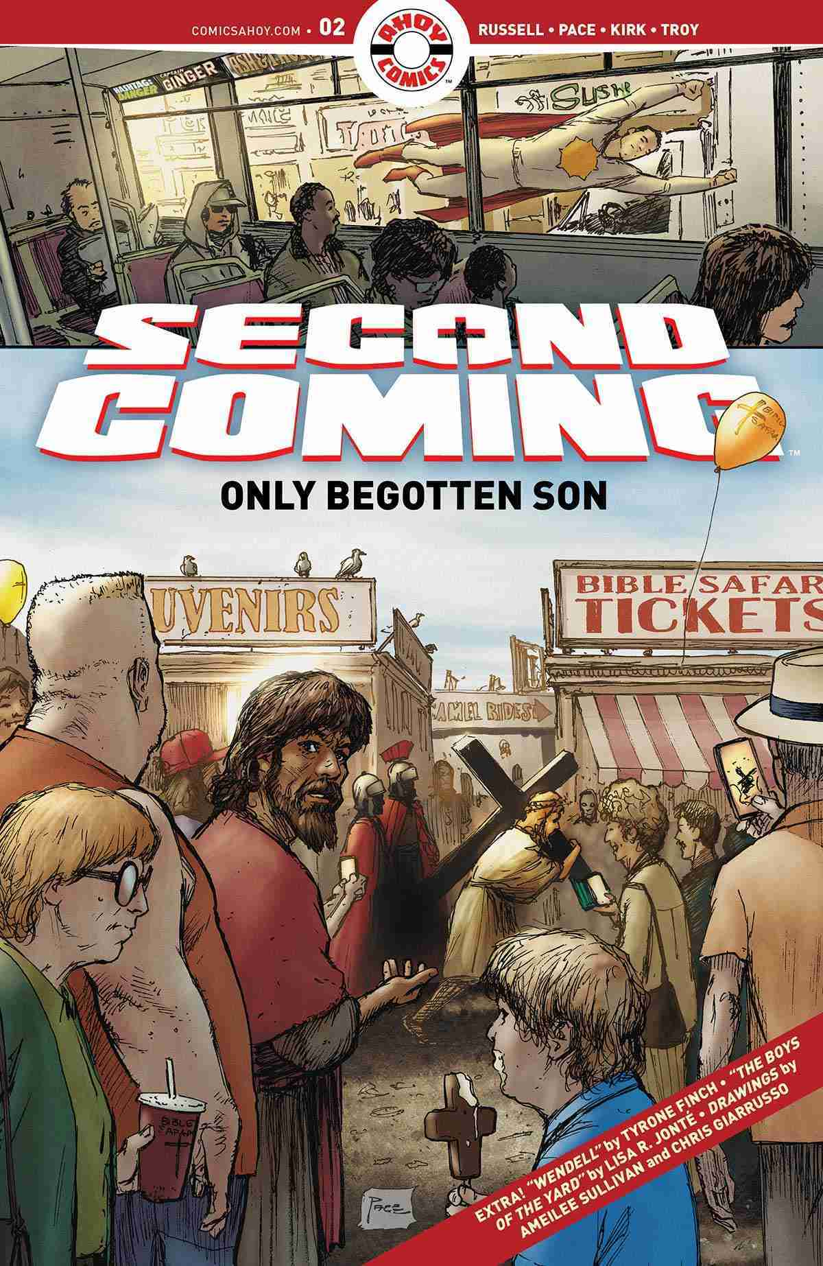 Second Coming Only Begotten Son #2