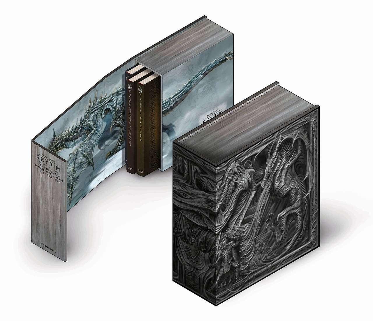 skyrim-library