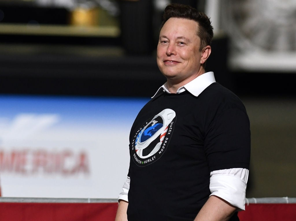 spacex elon musk launch