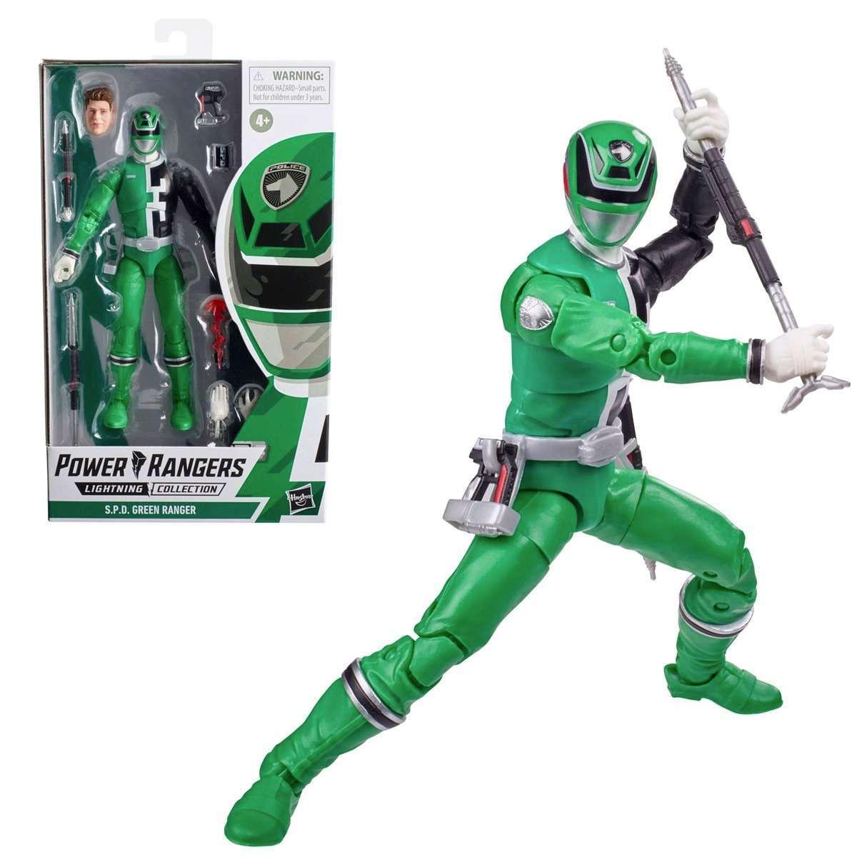 spd-green-ranger