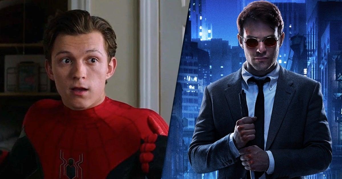 spider man 3 daredevil scene spoiled