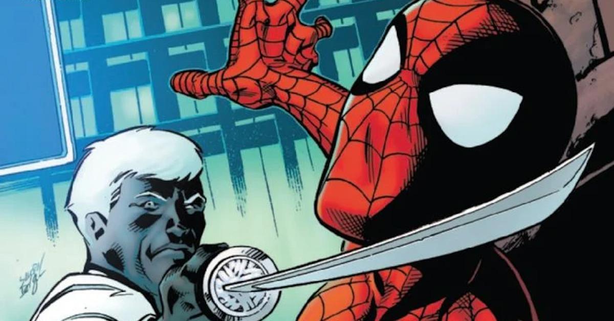 Spider-Man Mister Negative Return