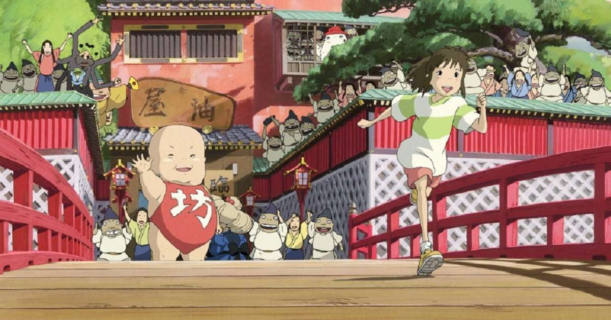 Spirited Away Stage Play Adaptation