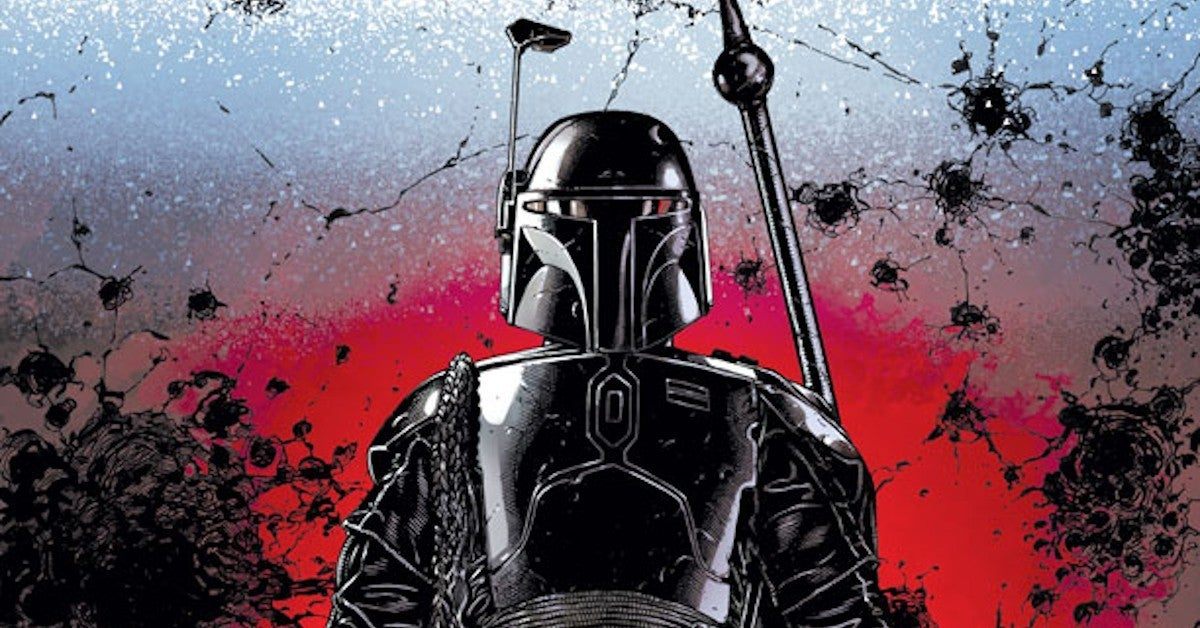 Star Wars Boba Fett Marvel Comics Series Nowhere to Hide