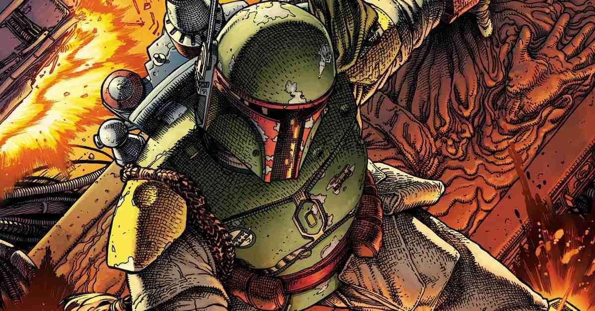 Star Wars Boba Fett War of the Bounty Hunters