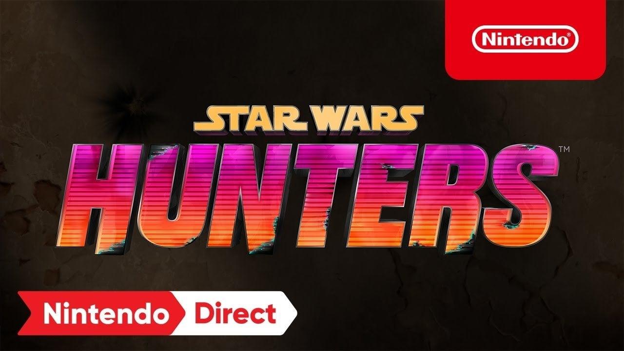 star wars hunters nintendo switch