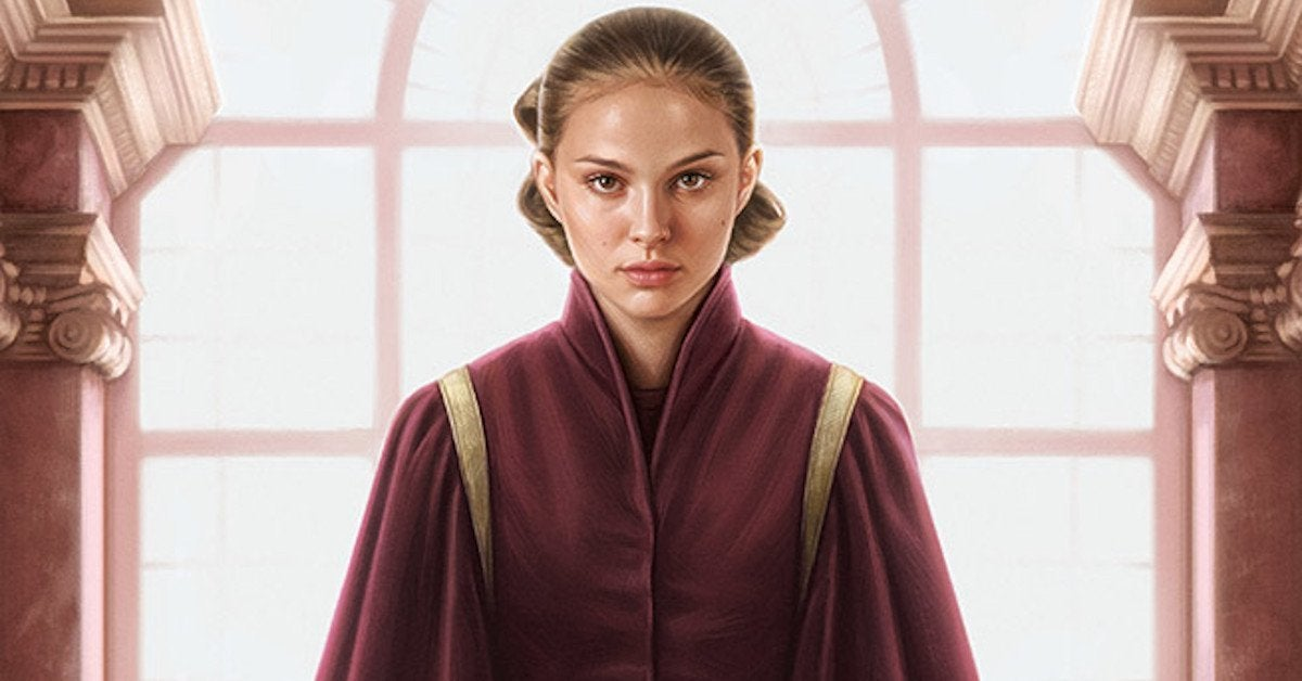 Star Wars Queen Hope
