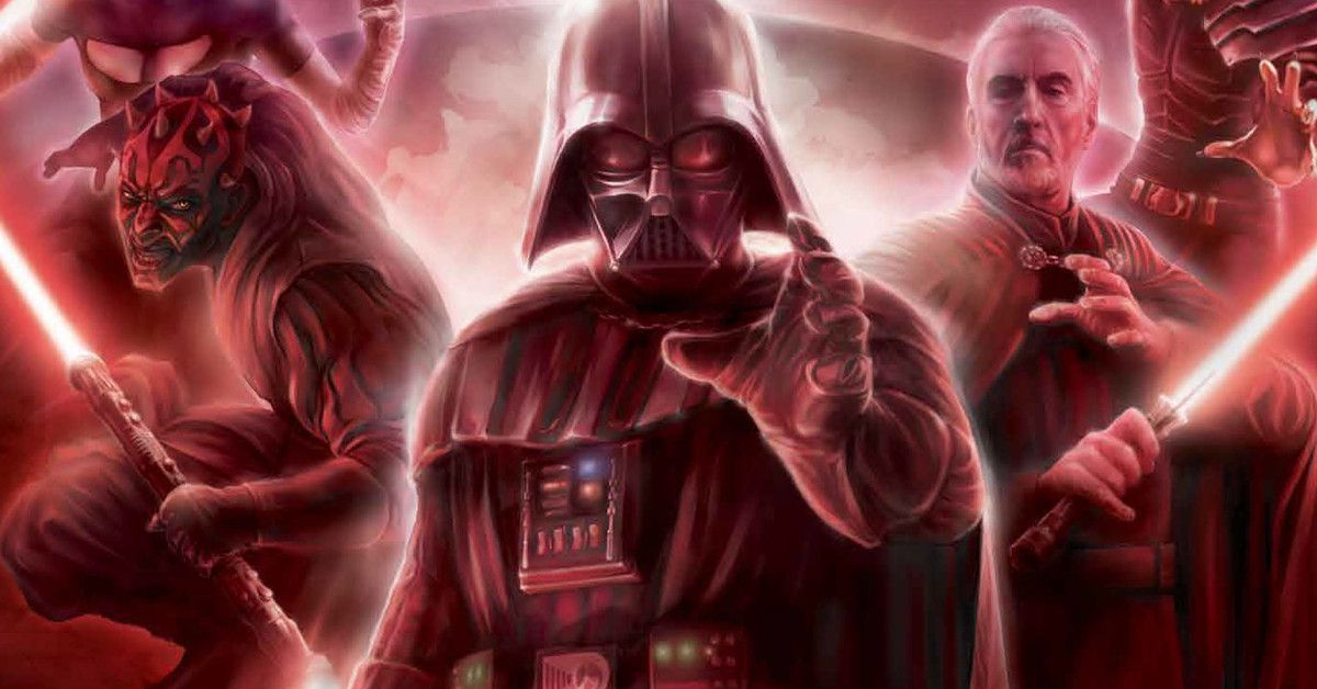 Star Wars Secrets of the Sith