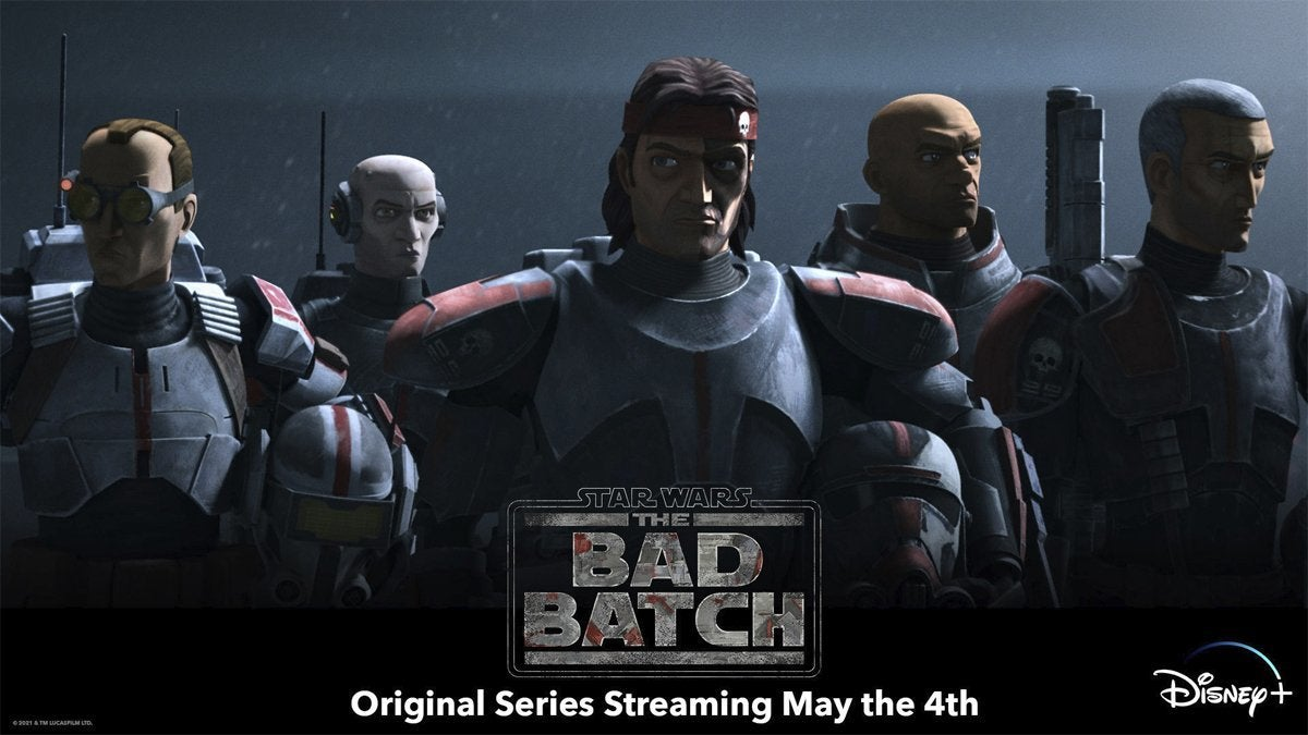 star wars the bad batch premiere poster1