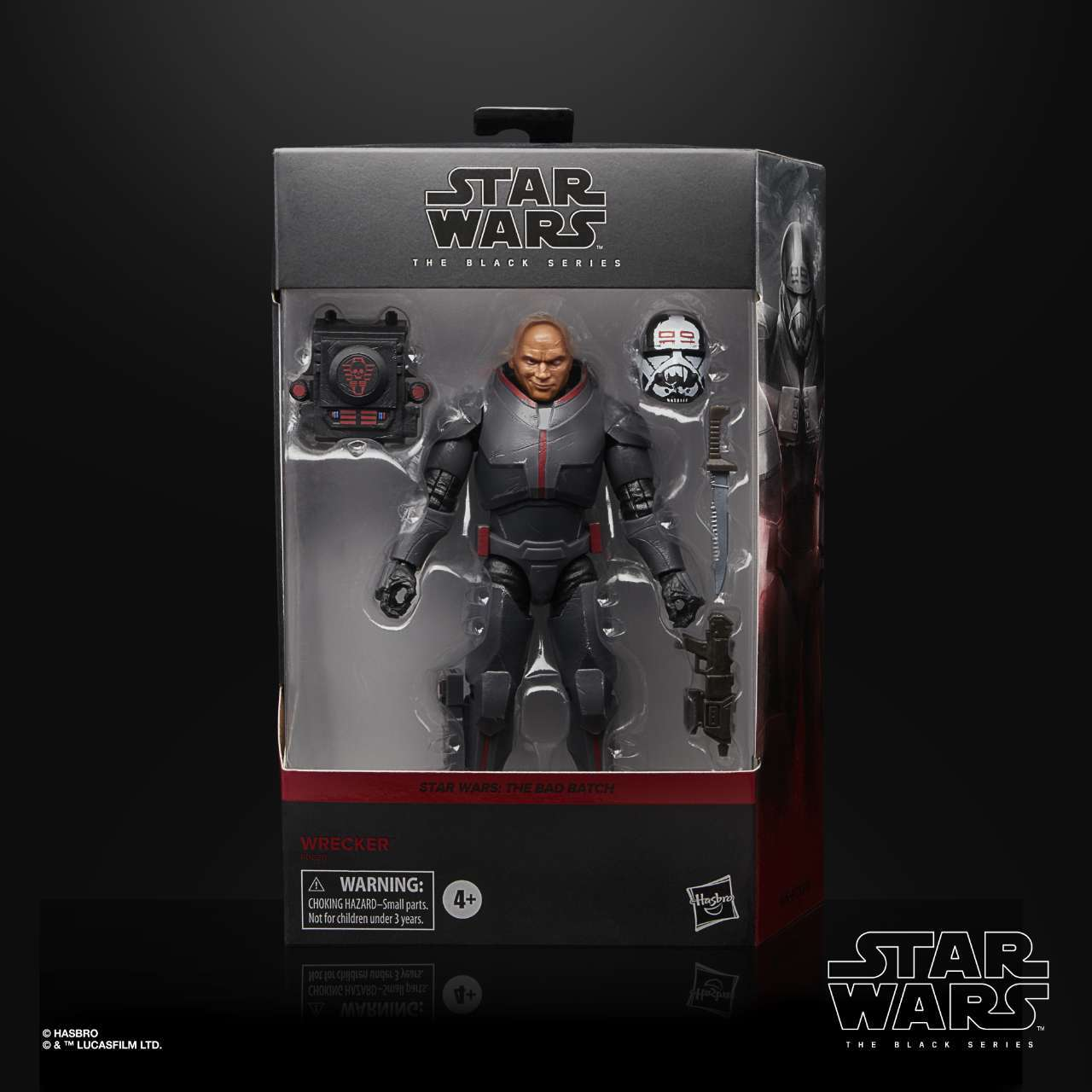 STAR WARS THE BLACK SERIES 6-INCH-SCALE WRECKER Figure - in pck (1)