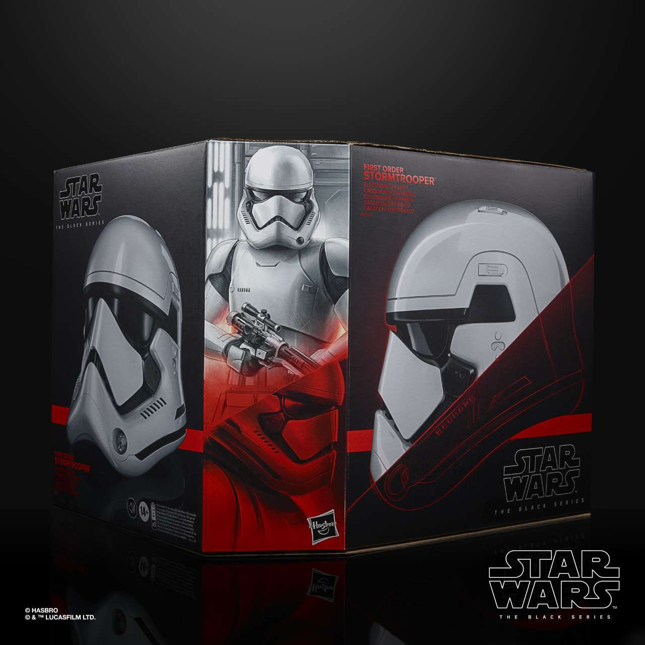 STAR WARS THE BLACK SERIES FIRST ORDER STORMTROOPER ELECTRONIC HELMET - pckging (1)