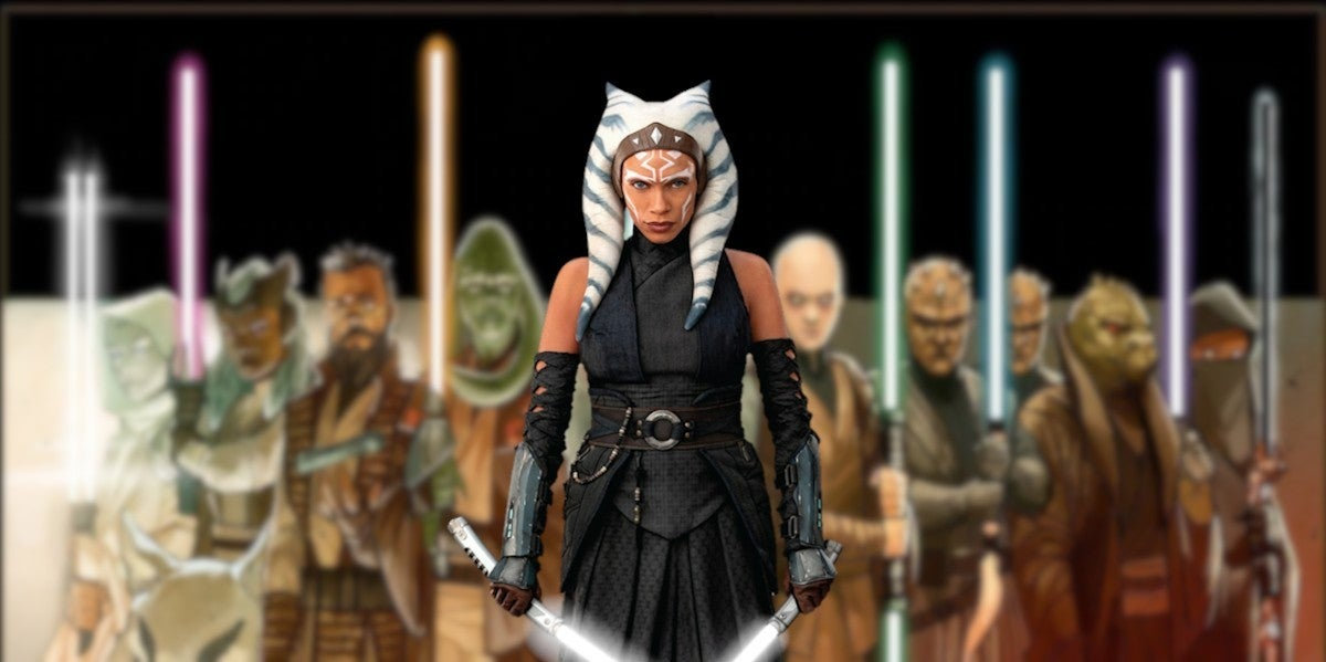 Star Wars The High Republic Orla Jareni Ahsoka Tano Connections Explained