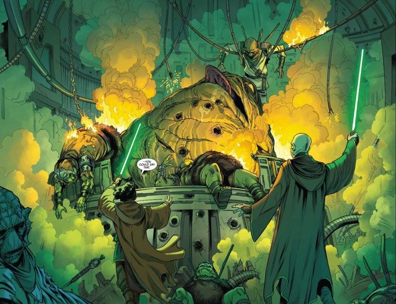 Star Wars The High Republic Spoilers Dead Hutt vs Nihil War