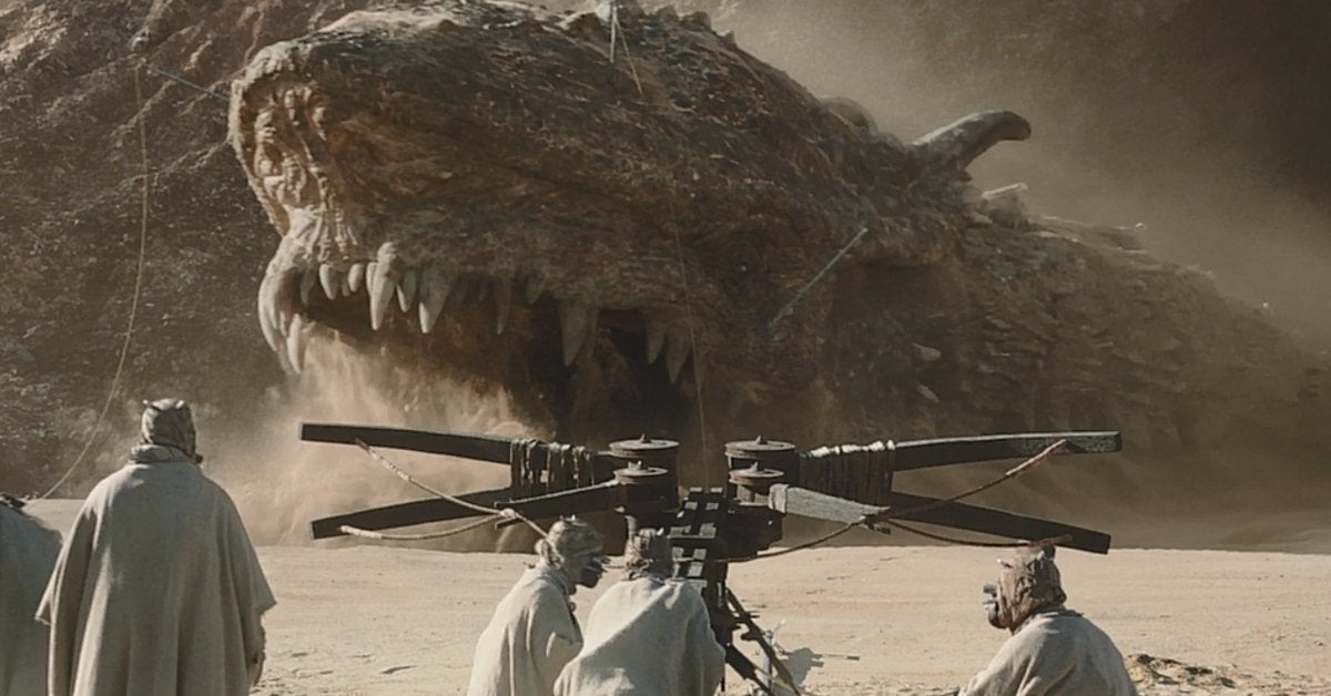 star wars the mandalorian krayt dragon