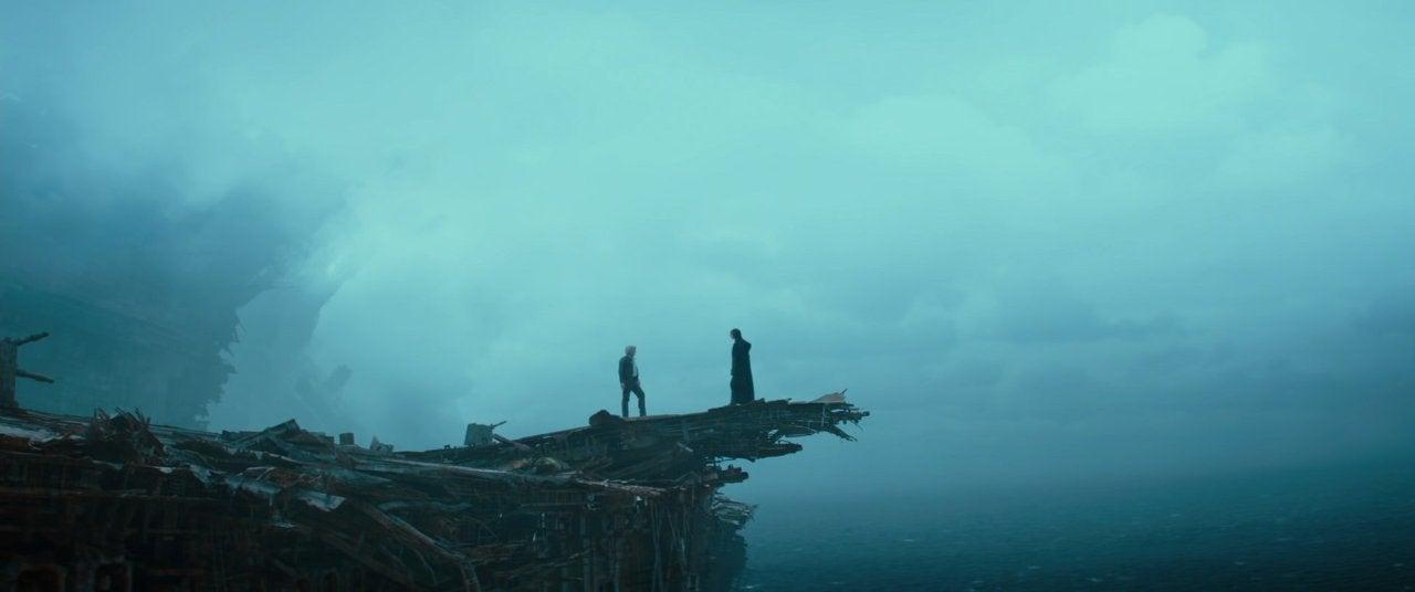 star wars the rise of skywalker kylo ren han solo