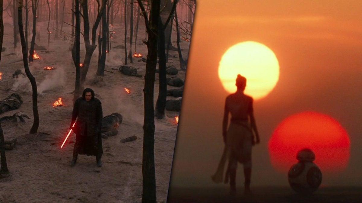 star wars the rise of skywalker kylo ren rey