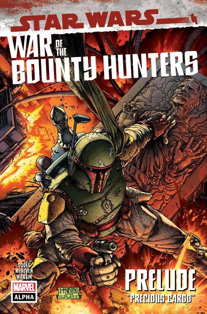 Star Wars War of the Bounty Hunters Alpha