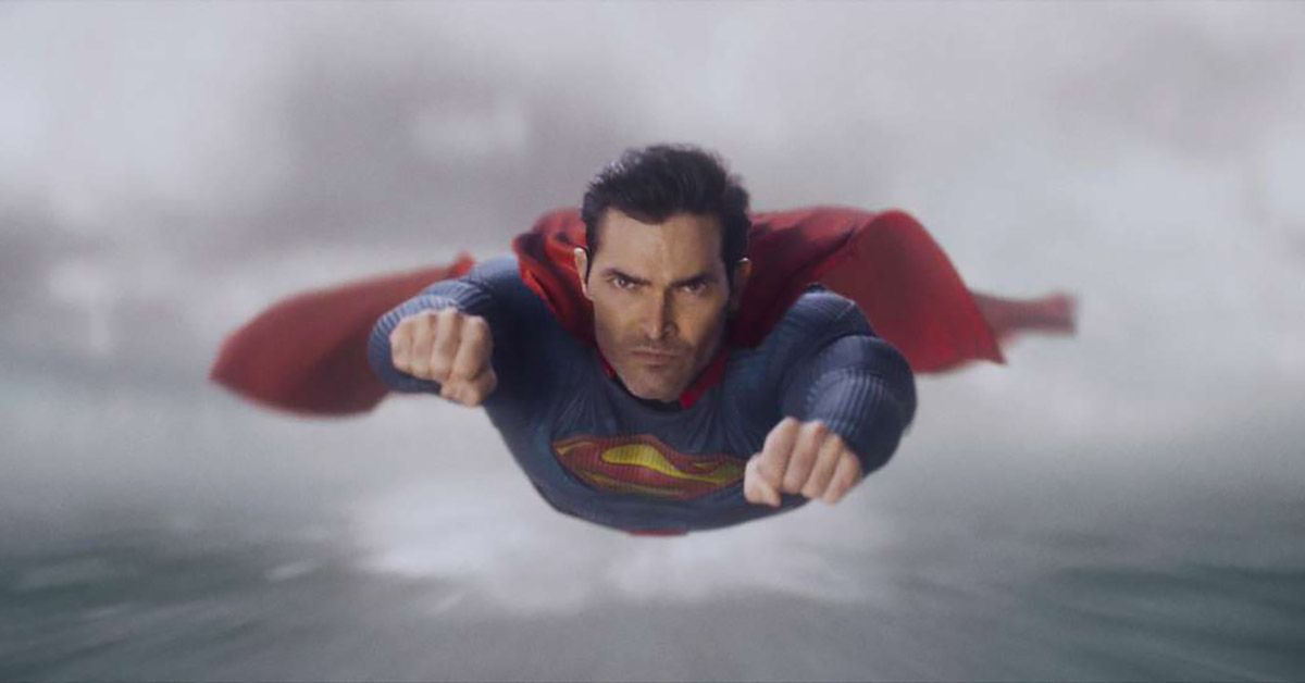 superman and lois series premiere