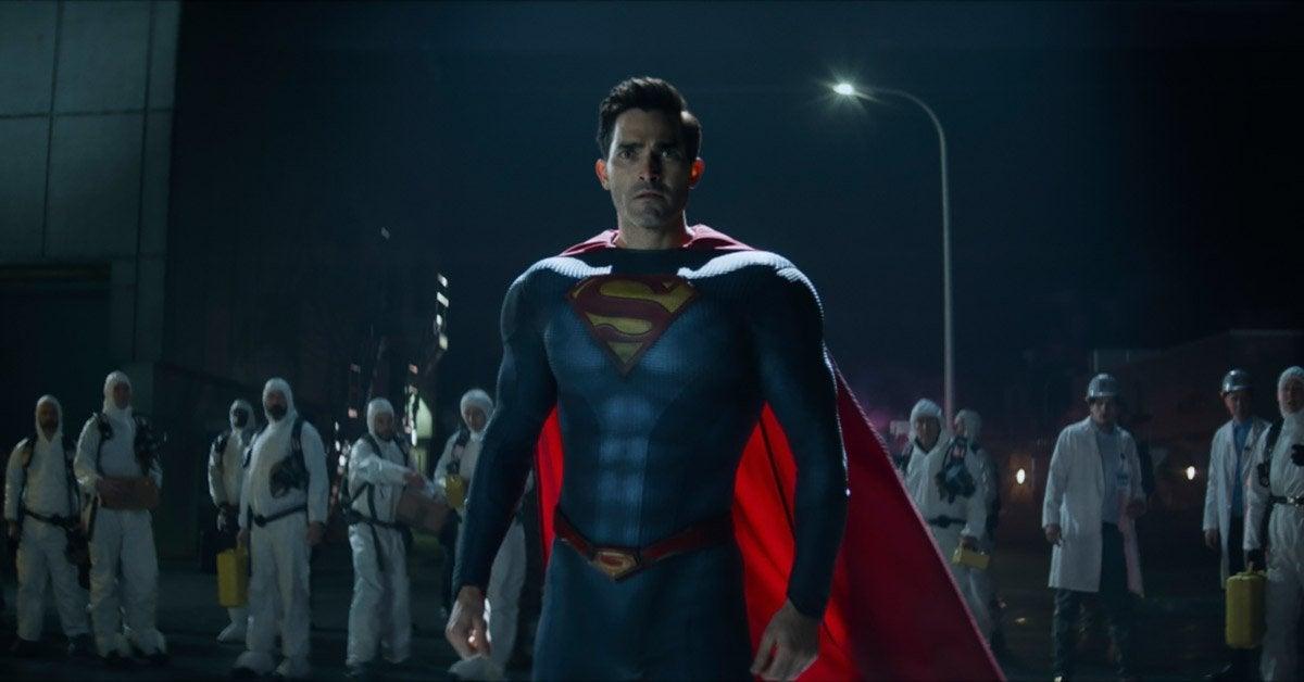 superman and lois stranger