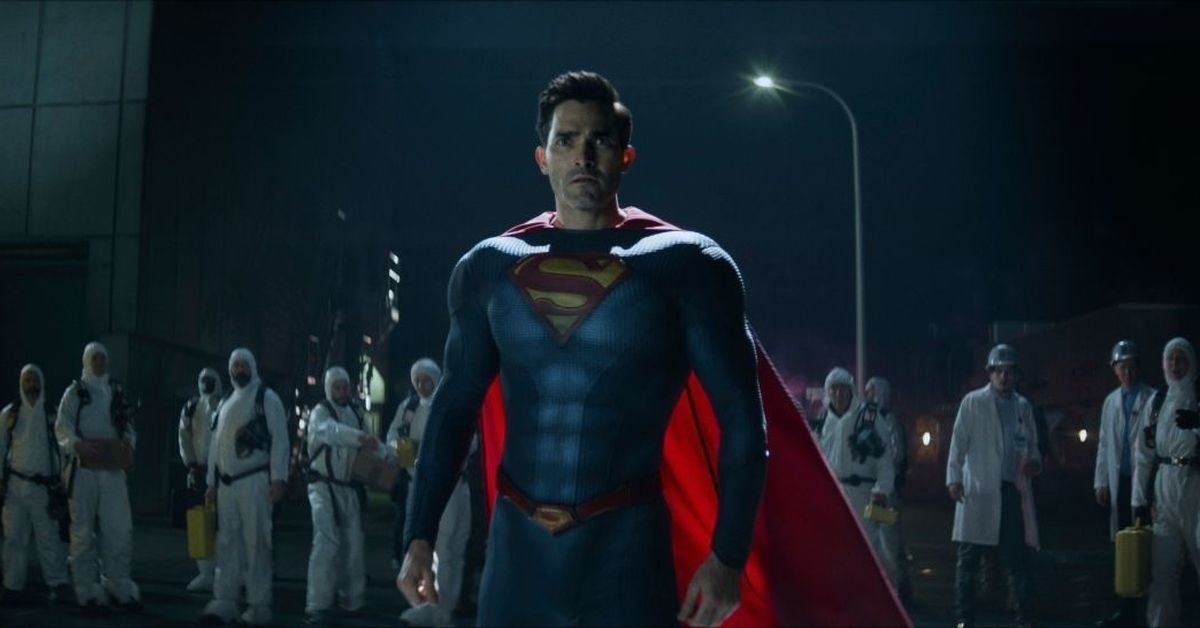 superman and lois the cw