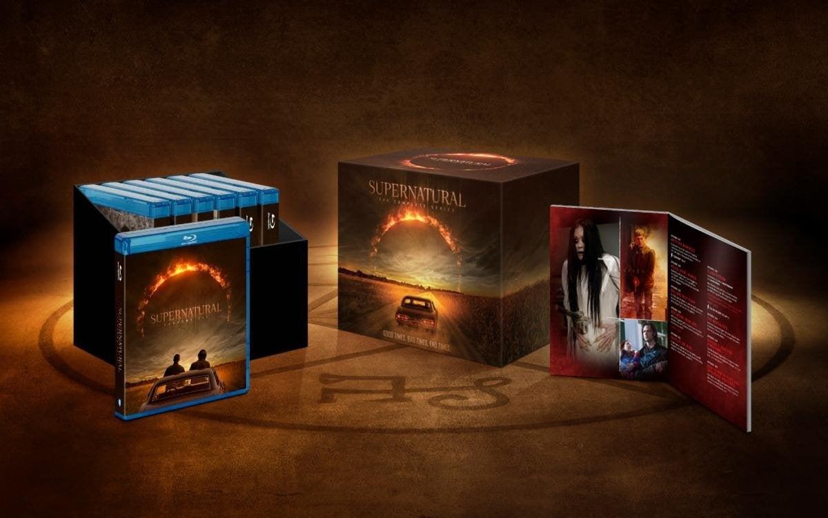 supernatural-box set