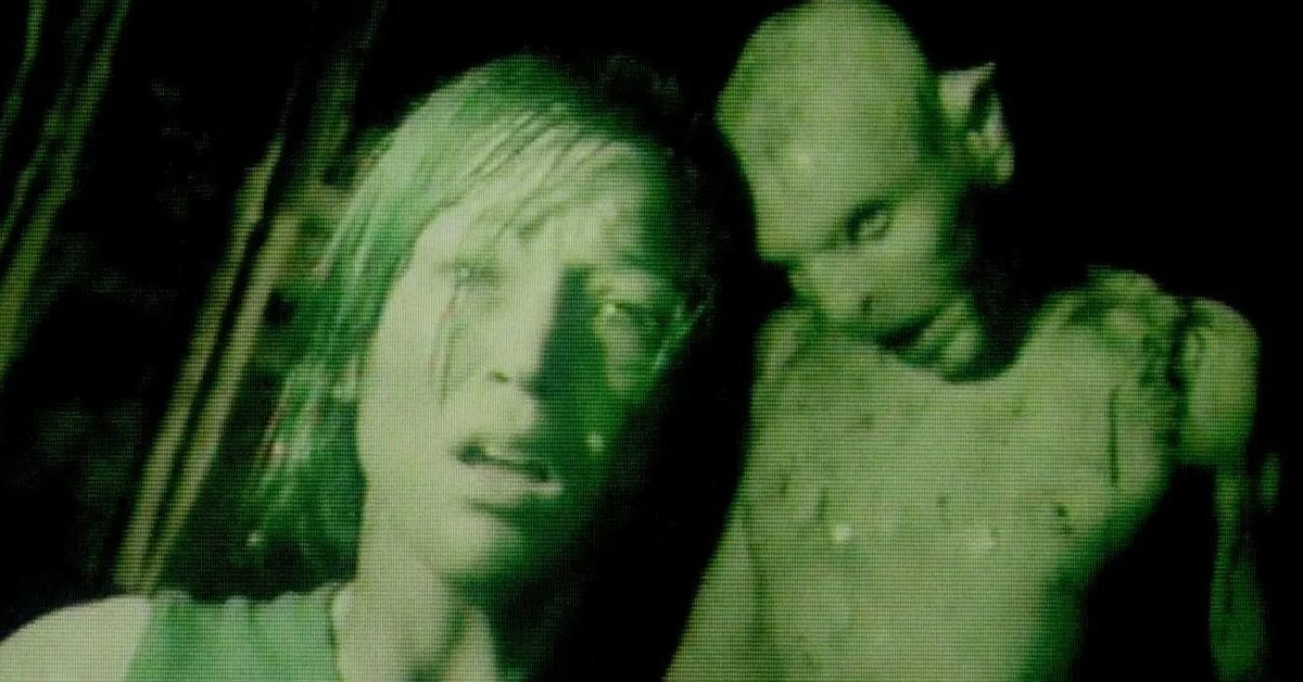 the descent movie monster nightvision