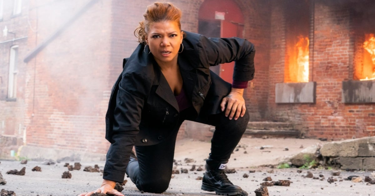 The Equalizer TV Show CBS Queen Latifah