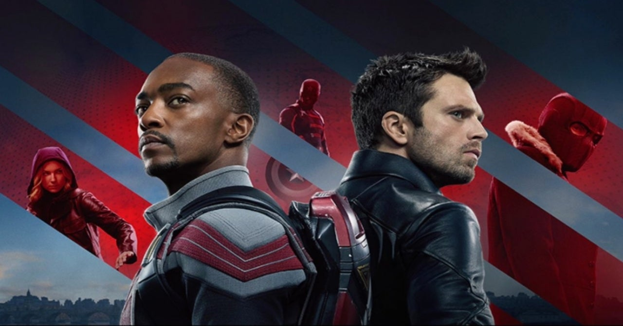 The Falcon and the Winter Soldier Final Trailer Released