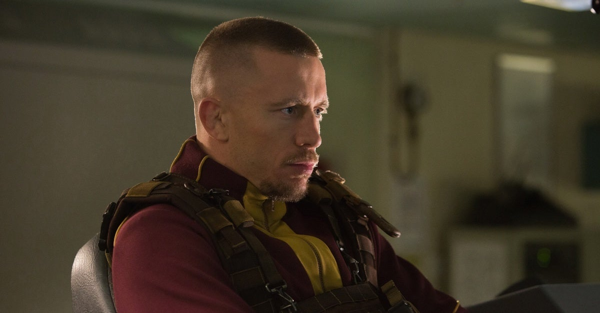 The Falcon and the Winter Soldier Georges St Pierre Confirms Batroc's Return