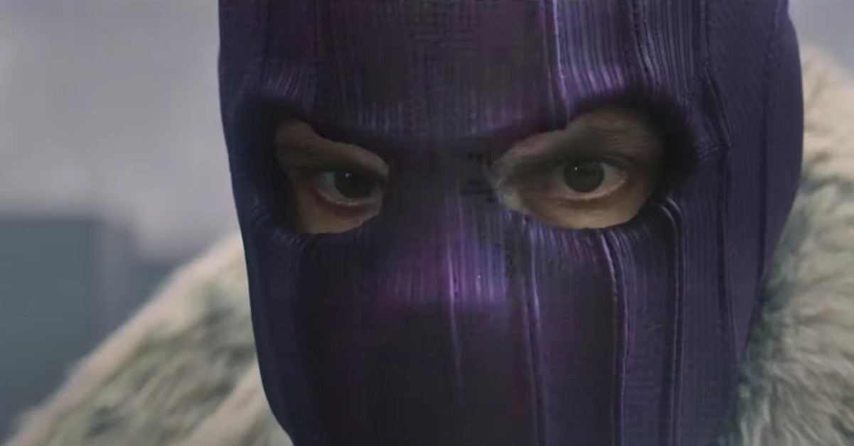 The Falcon And The Winter Soldier Honor TV Commercials Zemo Mask