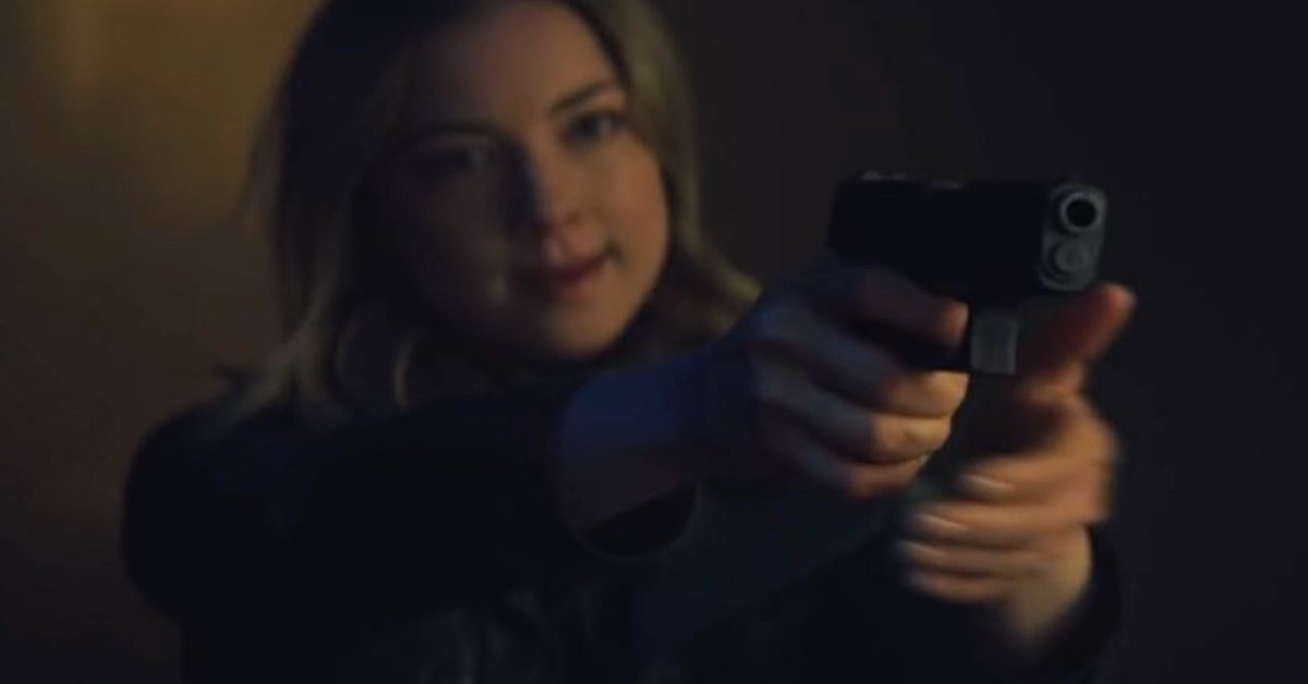 The Falcon and the Winter Soldier Sharon Carter Emily VanCamp