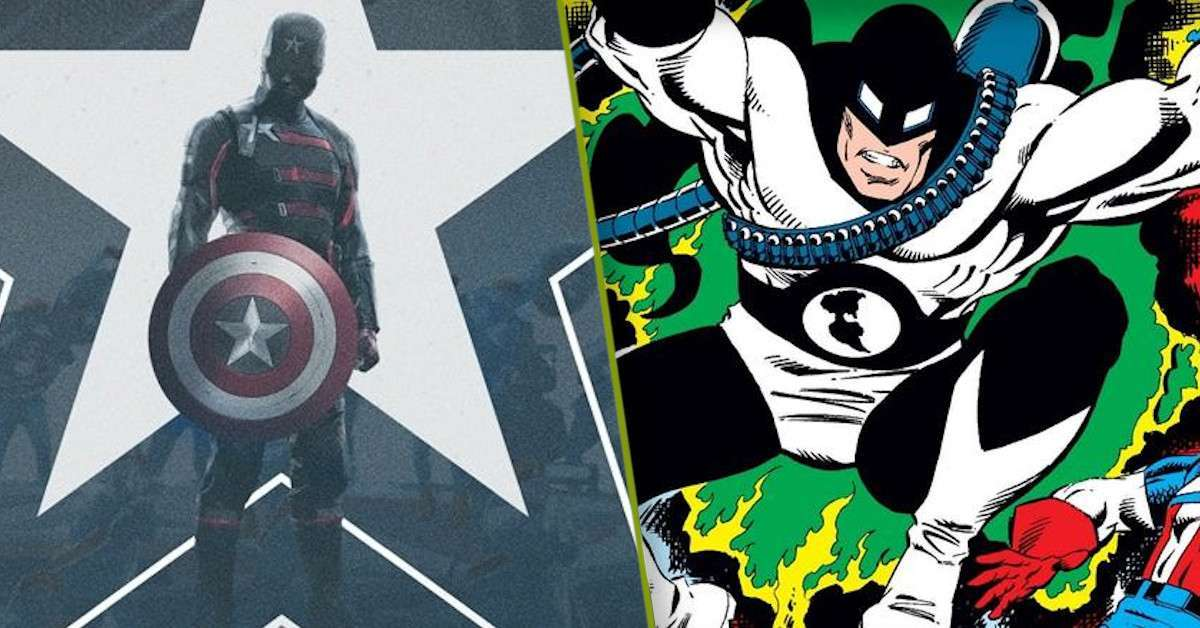 The Falcon and the Winter Soldier US Agent Flag-Smasher