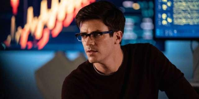 the flash season 7 photos