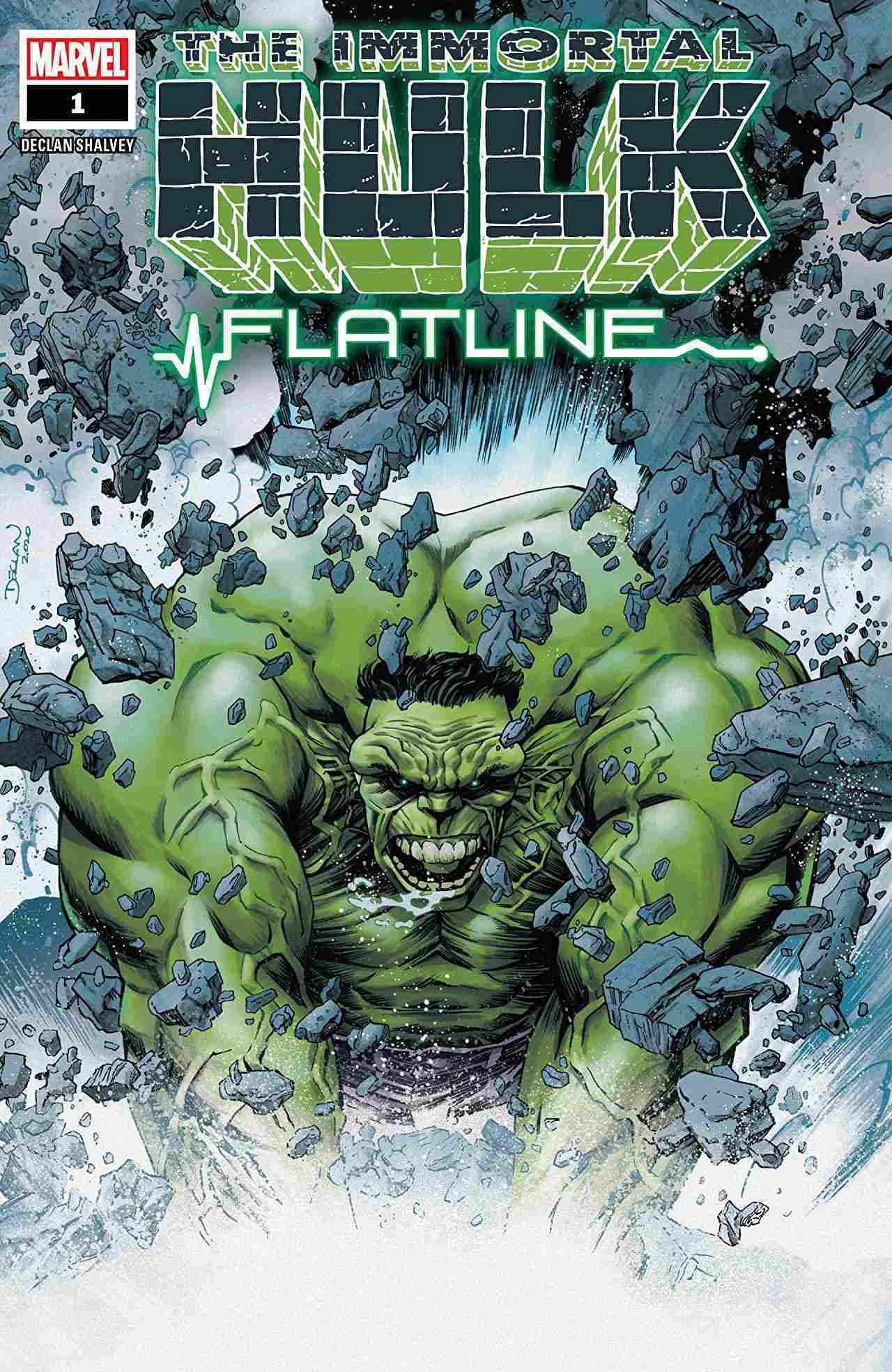 The Immortal Hulk Flatline #1