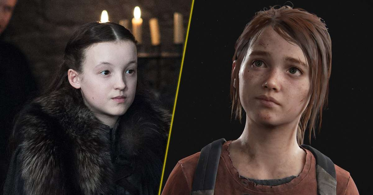 the last of us ellie hbo game of thrones lyanna mormont bella ramsey