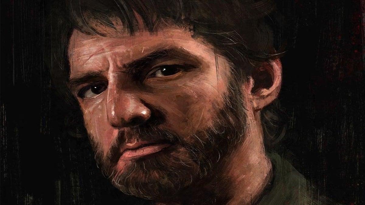 The Last of Us Joel Pedro Pascal Art