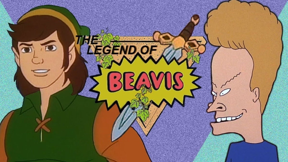 the legend of beavis new cropped hed